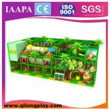 Campo de jogos macio dos miúdos do tema original da floresta (QL-17-13)
