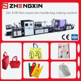 Aboutissant le générateur non tissé de sac de traitement (ZXL-E700)