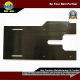 L'alluminio anodizzato di CNC parte i pezzi meccanici di piastra metallica di CNC dello strato