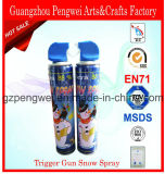 540ml Trigger Gun Snow Spray, Spray de nieve espuma, Spray de nieve en conserva
