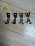 Soem kundenspezifische Teile der Qualität SUS Blech-Teil-/Ende/Halter mit silberner Beschichtung