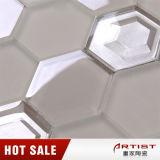Reizend Entwurfs-Mosaik-Wasserstrahlmosaik-Entwürfe für Haus-Dekor