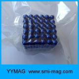 Neo Kubus 5mm de Ballen van de Magneet van het Neodymium voor Verkoop