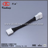 Mazo de cables del automóvil de encargo con conectores Auto 16p