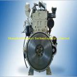 El solo cilindro, bicilíndrico, motor diesel de la pequeña potencia de tres cilindros para el alimentador, maquinaria de construcción, conjunto de generador, infante de marina, toma, carro ligero