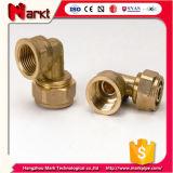 真鍮の圧縮の付属品