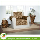 キルトにされた可逆飼い犬のソファの家具の保護装置のソファーの椅子カバー