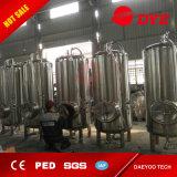 500L Tank van het Bier van het Bier van het mout de Horizontale Heldere voor Verkoop