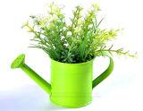 Kleurrijke Kunstmatige Wilde Bloemen in het Water geven van het Blik van het Tin voor Om het even welke Openbare Decoratie