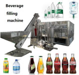 Fabricante Competitve Price Drinking Water Juice Filling Packing Machine