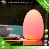 Lampe changeante de Tableau de couleur rechargeable de DEL avec sans fil pour l'étude