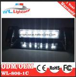 6 LED-Gedankenstrich-Plattform-heller Stab