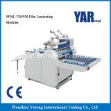 Máquina que lamina de la película semiautomática superior de la venta Sfml-720/920 Themal