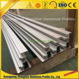 De Fabrikant die van het aluminium het Uitgedreven Geanodiseerde Aluminium van Profielen voor Furnitures leveren