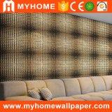 Papel de pared moderno del papel pintado 3D del relieve del PVC nuevo