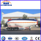 3 Aanhangwagen van de Tank van het Cement van het Poeder van assen 100tons de Materiële Bulk