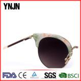 Ynjn 2017の新しいデザイン屋外UV400金属の習慣のサングラス