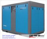Compresor de aire de tornillo pequeño compacto pequeño / con secador de aire y tanque de aire