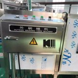 Precio de fábrica máquina de rellenar purificada 5 galones del agua