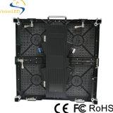 Afficheur LED P3.91 polychrome de location d'intérieur pour la publicité