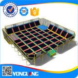 Apparatuur van de Speelplaats van de Trampoline van jonge geitjes de Binnen (yl-BC008)