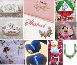 Holiauma 2の帽子の衣服の刺繍との幸せな刺繍ビジネスのためのヘッド刺繍機械