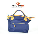 Chubont High Qualilty Nylon + Micro Fiber Material Fashion Ladies Handbag