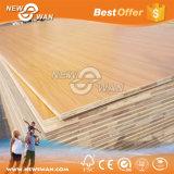 Schede del MDF grezzo della pianura/melammina del cartone di fibra spessore di 18mm - di 9mm
