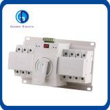 自動二重力の電気63A転換スイッチ1Aへの63A