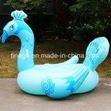 Giocattolo di galleggiamento del nuovo pavone gonfiabile caldo dell'acqua dalla fabbrica