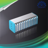 2.0 Haut-parleur portatif en aluminium de Bluetooth de glissières avec la fente de FT