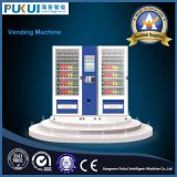 A venda quente pode ou para engarrafar a máquina de Vending fria da bebida
