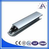 Piezas de aluminio del marco de puerta de la ducha del mercado de la alta calidad norteamericana del importador