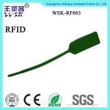 Guarnizioni di plastica di obbligazione di applicazione della compagnia di spedizioni della qualità superiore pp RFID