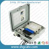 12 empalmes FTTH caja de distribución de fibra óptica (FDB-0212)