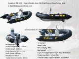 Aqualand Rigid Inflatable BoatかMotor Boat/Rib Boat (RIB420A)