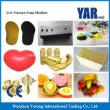 중국에서 고품질 PU 과일 모형 거품이 이는 기계
