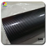 Стикер PVC Car Decoration Tsautop 2D Carbon Fiber с Air Free Bubbles