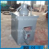 Inceneratore del compatto di protezione dell'ambiente dell'interruttore del codificatore