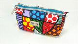 装飾的な袋の革PU袋の洗面所袋