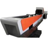 автомат для резки лазера волокна пробки углерода 1kw 1.5kw для труб пробок стали углерода 8mm 9mm 10mm