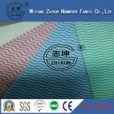 Ткань Spunlace 22 сеток Nonwoven для Wipes чистки