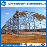 Modèle flexible préfabriqué d'entrepôt de structure métallique