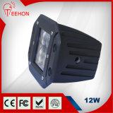 4D Len Offroad 12W LED 일 빛