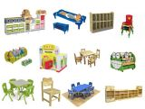 Heißes Sale Wooden Kids Furniture für Kindergarten