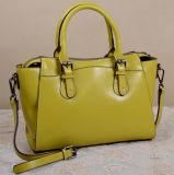 Hightの品質(041)の新しい到着の工場女性オイルの革ハンドバッグ