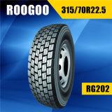 Produtos novos de Roogoo que procuram o pneumático 315/70r22.5 do caminhão do distribuidor