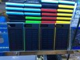 Carregador do banco do carrinho do telefone móvel de potência solar com patente da companhia
