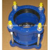 Соединение дуктильного широкия диапазона утюга гибкого всеобщее для PVC, Di, стальной трубы