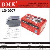 Zapatas de freno superiores de la calidad (LD40007) para Audi A6
